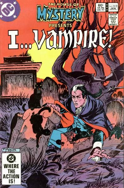 Cover for House of Mystery (DC, 1951 series) #312 [Direct Sales]