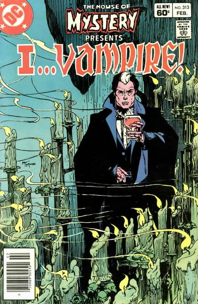 Cover for House of Mystery (DC, 1951 series) #313 [Direct Sales]