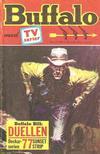 Cover for Buffalo Bill / Buffalo [delas] (Semic, 1965 series) #2/1966
