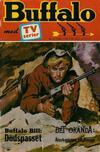 Cover for Buffalo Bill / Buffalo [delas] (Semic, 1965 series) #7/1966