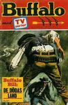 Cover for Buffalo Bill / Buffalo [delas] (Semic, 1965 series) #1/1967