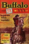 Cover for Buffalo Bill / Buffalo [delas] (Semic, 1965 series) #6/1967