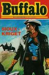 Cover for Buffalo Bill / Buffalo [delas] (Semic, 1965 series) #2/1970