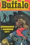 Cover for Buffalo Bill / Buffalo [delas] (Semic, 1965 series) #8/1972