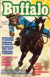 Cover for Buffalo Bill / Buffalo [delas] (Semic, 1965 series) #15/1973