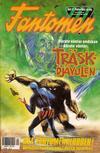 Cover for Fantomen (Semic, 1963 series) #21/1989