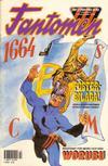 Cover for Fantomen (Semic, 1963 series) #22/1989