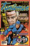 Cover for Fantomen (Semic, 1963 series) #5/1990