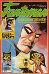 Cover for Fantomen (Semic, 1963 series) #12/1990