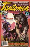 Cover for Fantomen (Semic, 1963 series) #13/1990