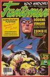Cover for Fantomen (Semic, 1963 series) #14/1990
