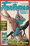Cover for Fantomen (Semic, 1963 series) #21/1990