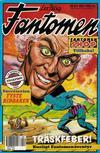 Cover for Fantomen (Semic, 1963 series) #22/1991