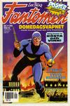 Cover for Fantomen (Semic, 1963 series) #1/1992