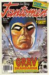 Cover for Fantomen (Semic, 1963 series) #3/1992