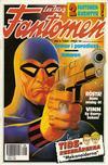 Cover for Fantomen (Semic, 1963 series) #5/1992