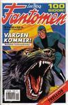 Cover for Fantomen (Semic, 1963 series) #15/1992