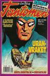 Cover for Fantomen (Semic, 1963 series) #1/1993