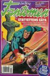 Cover for Fantomen (Semic, 1963 series) #3/1993