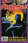 Cover for Fantomen (Semic, 1963 series) #5/1993