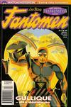 Cover for Fantomen (Semic, 1963 series) #17/1995