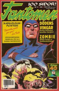 Cover Thumbnail for Fantomen (Semic, 1963 series) #14/1990