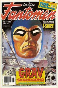 Cover Thumbnail for Fantomen (Semic, 1963 series) #3/1992