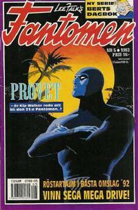 Cover Thumbnail for Fantomen (Semic, 1963 series) #5/1993