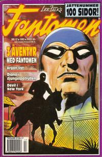 Cover Thumbnail for Fantomen (Semic, 1963 series) #17/1993