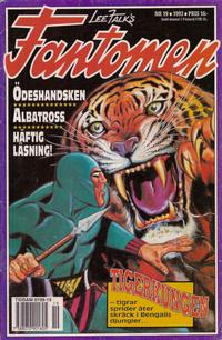 Cover Thumbnail for Fantomen (Semic, 1963 series) #19/1993