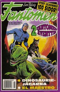 Cover Thumbnail for Fantomen (Semic, 1963 series) #26/1993