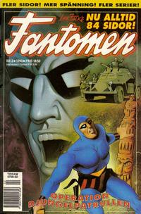 Cover Thumbnail for Fantomen (Semic, 1963 series) #2/1994