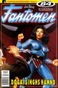 Cover Thumbnail for Fantomen (Semic, 1963 series) #7/1994