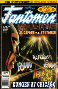 Cover for Fantomen (Semic, 1963 series) #14/1994