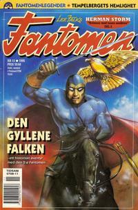 Cover Thumbnail for Fantomen (Semic, 1963 series) #11/1995