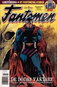 Cover Thumbnail for Fantomen (Semic, 1963 series) #19/1996