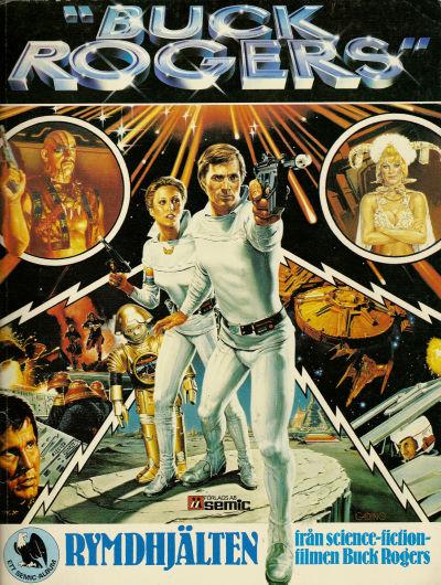 Cover for Buck Rogers (Semic, 1979 series) #[nn]