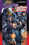 Cover for The Phantom - Captain Action (Moonstone, 2010 series) #[nn] [Art Thibert cover]
