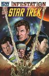 Cover for Star Trek: Infestation (IDW, 2011 series) #2 [Cover B]