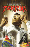 Cover Thumbnail for Black Terror (2008 series) #14 [Cover A - Alex Ross]