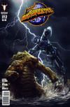 Cover for Monsterpocalypse (Desperado Publishing, 2008 series) #2