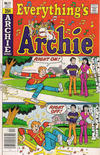 Cover for Everything's Archie (Archie, 1969 series) #71