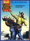 Cover for Maxi Tex (Hjemmet / Egmont, 2008 series) #15 - Smaragdtotemet; Blodig sand