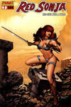 Cover for Red Sonja (Dynamite Entertainment, 2005 series) #1 [Paola Rivera Cover]