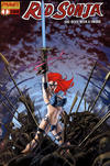 Cover for Red Sonja (Dynamite Entertainment, 2005 series) #1 [John Cassaday Cover]