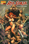 Cover for Red Sonja (Dynamite Entertainment, 2005 series) #4 [Billy Tan Cover]