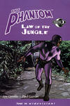 Cover for The Phantom: Law of the Jungle (Moonstone, 2006 series)