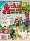 Cover for Archie... Archie Andrews Where Are You? Comics Digest Magazine (Archie, 1977 series) #47