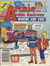 Cover for Archie... Archie Andrews Where Are You? Comics Digest Magazine (Archie, 1977 series) #54 [Canadian]
