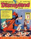 Cover for Disneyland barneblad (Hjemmet / Egmont, 1973 series) #13/1975